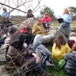 Lectures et livres à Lyon - Marche-lecture dans les Monts du Forez